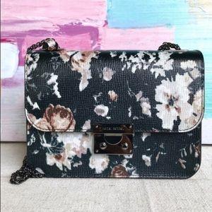 Brand new Henri Bendel crossbody floral bag